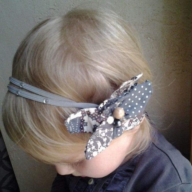 headband chic 2 en 1