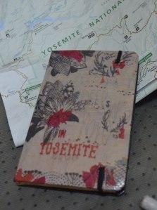 carnet yosemite park